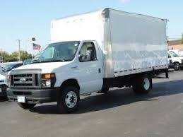 ford e series box truck ford moving vans trucks for sale 149 listings page 1 of 6