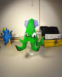 27 best 3doodler creations by 3doodler creations green squid best 3d pen 3d pen reviews