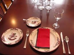 Casual Table Setting Betty U0027s Quick Tip 85 An Example Of A Casual Place Setting Youtube