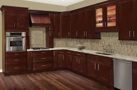 Shaker Kitchen Cabinets Cherry Hill Shaker Kitchen Cabinets Solid Wood Cabinets