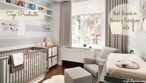 White Nursery Decor Nursery Decor The Best Nursery Furniture Sets