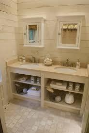 Open Shelf Bathroom Vanity Bathroom Trends Vanities With Open Storage