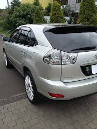 lexus mirip harrier toyota harrier l premium 2 4 at 2007 mobilbekas com