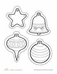 ornament templates preschool snapchat emoji