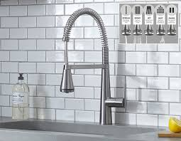 professional kitchen faucets edgewater semi professional kitchen faucet faucets