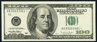 1996 100 federal reserve note value how much is 1996 100 bill