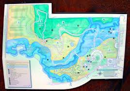 map of arbor arbor nature preserve