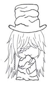 soul eater coloring pages 55 best print images on pinterest coloring drawings and