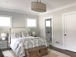 Steely Light Blue Bedroom Walls Wide Plank Rustic Wood by Wall Color Is Bm Oyster Shell Paint Colors Pinterest Oyster
