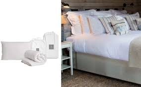 best bedsheets the best hotel bedding and pillows to use at home travel leisure
