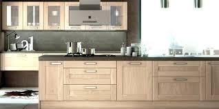 meuble cuisine en bois brut cuisine en bois massif facade meuble brut wekillodors com