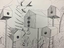 house drawing bird house drawing ideas u2013 awesome house