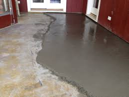 floor leveling a concrete basement floor modern on throughout