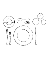 How To Set A Table Proper Way To Set A Table For Formal Dinner 8 Best Correct Table