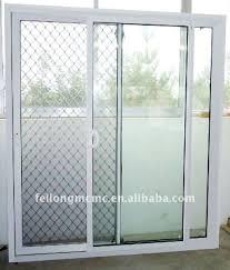 Secure Sliding Windows Decorating Stunning Patio Door Security Sliding Security Window Screens