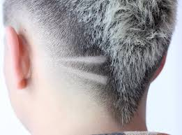 v shaped haircut for curly hair mohawk fade haircuts