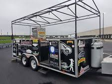 Used Kitchen On Wheels For Sale by Used Concession Trailer Ebay