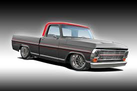 Old Ford Unibody Truck - project speed bump part 1 rendering jpg 3 504 2 336 pixels ford