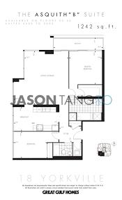 One Bloor Floor Plans by 18 Yorkville Toronto Condos Lofts