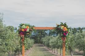 wedding arches geelong geelong wedding peppa and hire