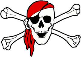 the jolly roger pirate flag and the golden age of piracy skull and