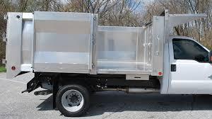 Landscape Truck Beds For Sale Aluminum Landscape Light Dump Bodies