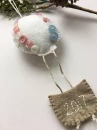 diy baby s ornament