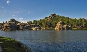 South Dakota lakes images Sylvan lake south dakota alltrips jpg