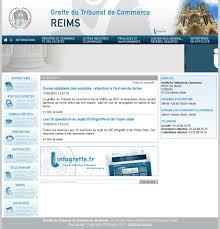 chambre commerce reims le greffe du tribunal de commerce et des sociétés de la ville de