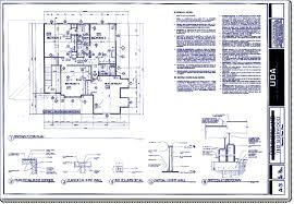 Second Floor Plans Uda Sample Construction Documents