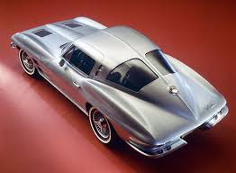 what year was the split window corvette made funfest to celebrate corvette sting s 50th chevrolet