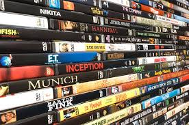 dvd collection pictures images and stock photos istock