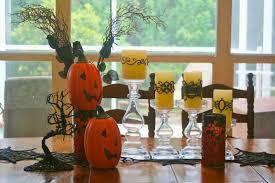 halloween decor home cool halloween table decor spider pumpkin ornament halloween party