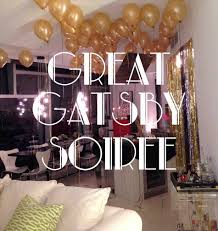 The Collection of Interior gatsby themed party decorations