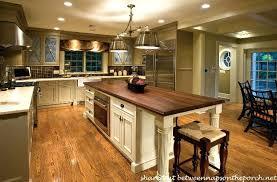 kitchen island wood top kitchen island with wood top pixelkitchen co