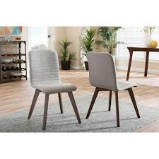 Mid Century Dining Chairs Upholstered Buy Baxton Studio Sugar Mid Century Retro Modern Scandinavian Style