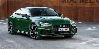 rs5 audi price audi rs5 pricing and specs big turbo coupe here in december