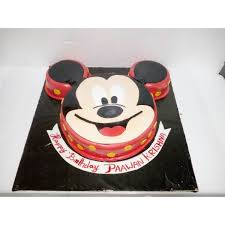 mickey mouse cake buy mickey mouse cake 2d dc03 online in bangalore order mickey