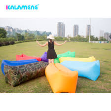 online shop high quality lazy bag outdoor sunbed inflatable sofa