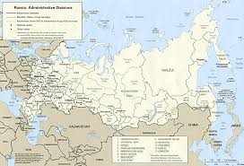 Russian Map Russia Map Map Of Russia