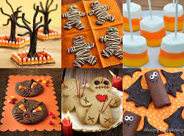 pop culture and fashion magic easy halloween food ideas desserts