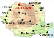 baia mare map baia mare baia mare tourist information maps and pictures