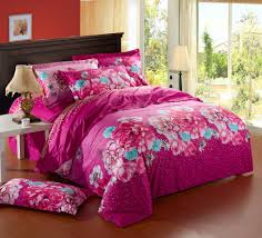 Home Design Bedding Pleasing Bright Pink Bedding Cute Home Design Ideas With Bright