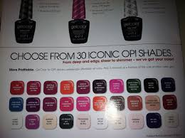 polished nail studio 253 720 8860 opi gel color is here