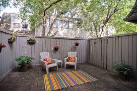 lovable small patio fence ideas 73 garden fence ideas for