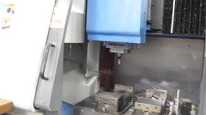 mazak fjv 20 cnc vertical machining center youtube