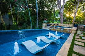 Lounge Chairs In Pool Design Ideas Pool Lounge Chair Home Design Ideas And Pictures