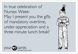 Happy Nurses Week Meme - happy nurses week karyn buxman