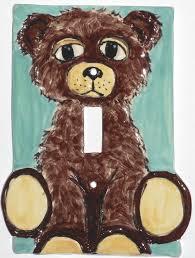 bear light switch covers bear light switch cover droll designs