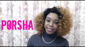 wigs by porsha sensationnel synthetic hair empress swiss lace wig porsha 4x4
